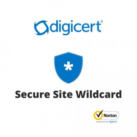 Secure Site SSL Wildcard