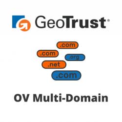 GeoTrust OV Multi-Domain SSL