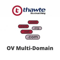 Thawte OV Multi-Domain