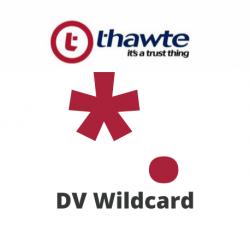Thawte DV Wildcard
