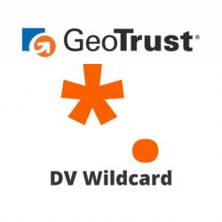 GeoTrust DV Wildcard
