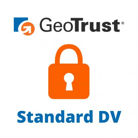 GeoTrust Standard DV (Osnovni SSL)