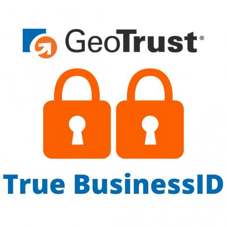 GeoTrust True BusinessID SSL