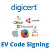 DigiCert EV Code Signing sertifikat