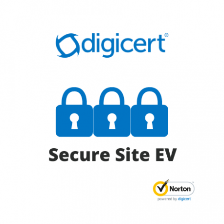 Symantec Secure Site with EV