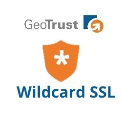 GeoTrust Willdcard SSL